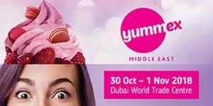 YUMMEX Messe in Dubai