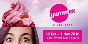 Ярмарка YUMMEX в Дубае