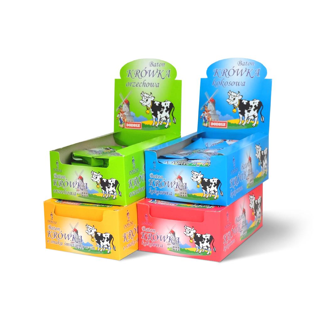 Milchkaramellenriegel